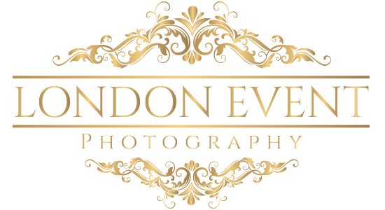 London Event Photography Retina Logo