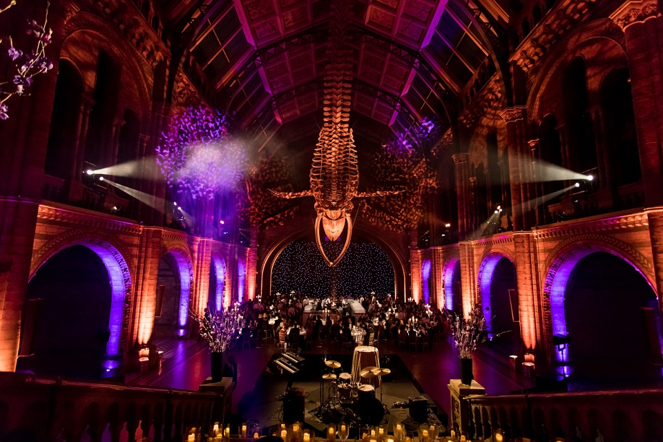 Event Photography London Natural History Museum Feature