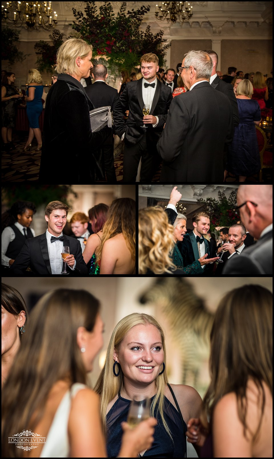 Event Photographer London Party St Ermins Hotel